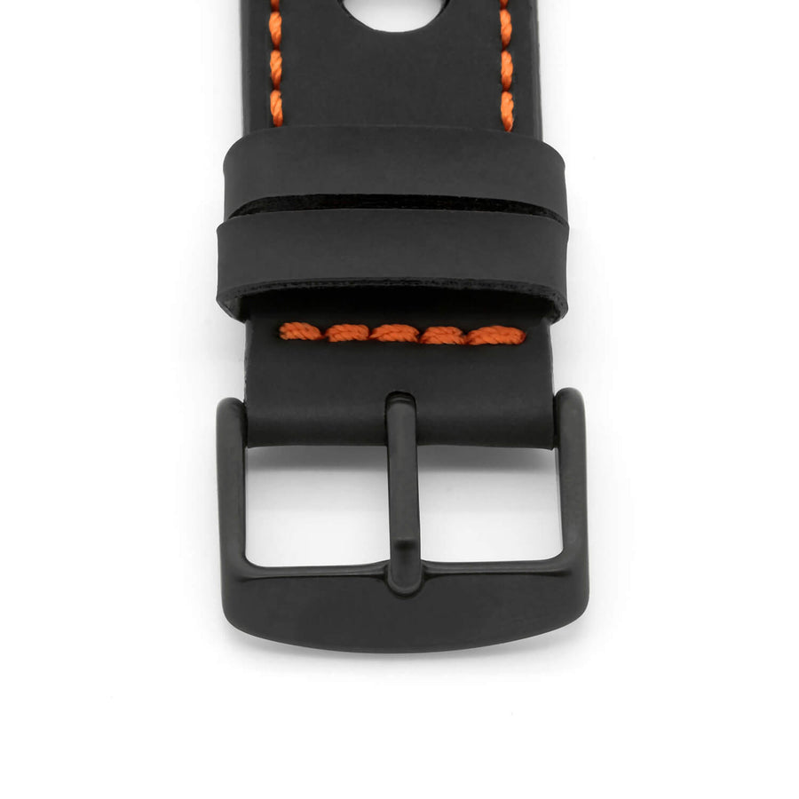 Matte Black Watch Strap Buckle