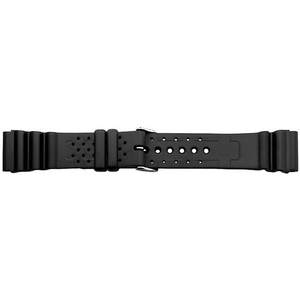'Diver 1' Rubber Watch Strap