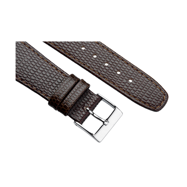 'OE Lizard' Open Ended Watch Strap Buckle