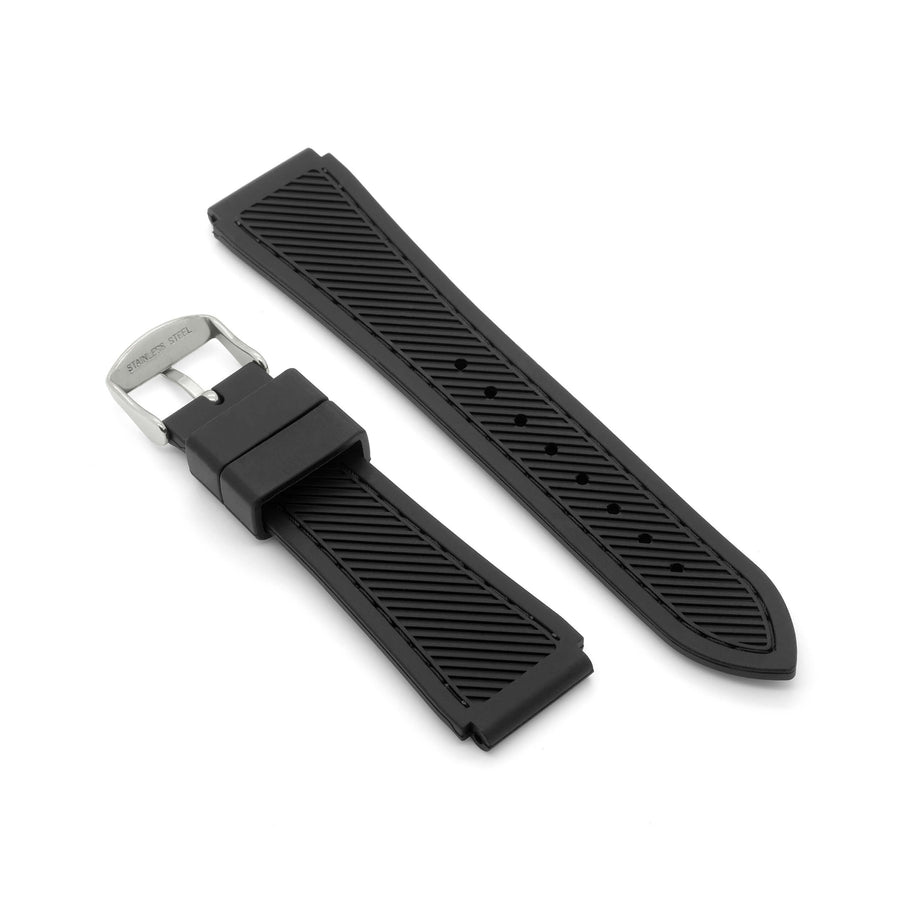 'Sil-Tech' Rubber Watch Strap