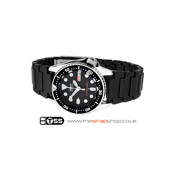'SL Diver' Watch Bracelet On Seiko