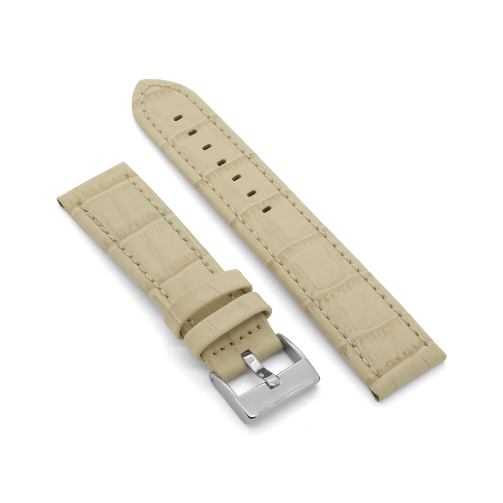 White Watch Straps