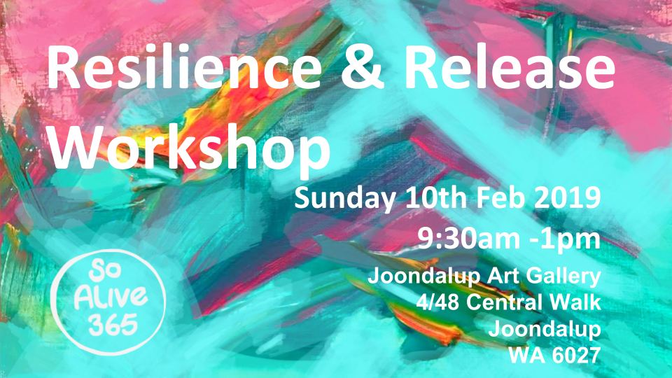 COMPLETED: Resilience and Release Workshop - Sun 10th Feb  2019 - 09:30am to 1pm