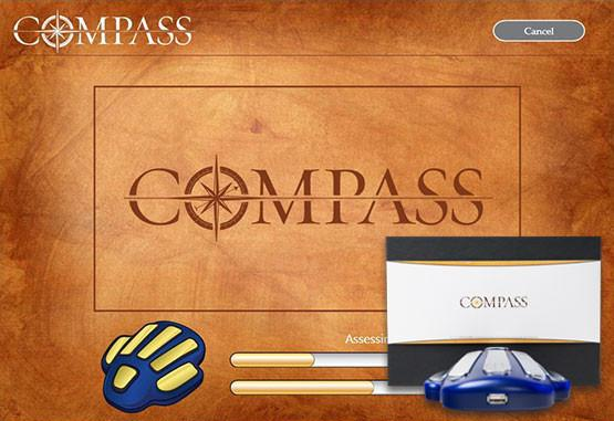 ZYTO Compass screen