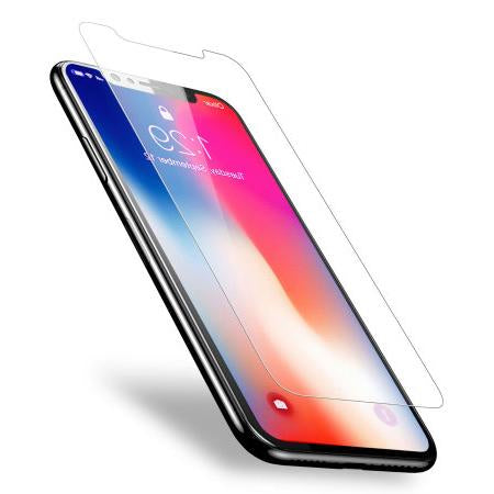 iPhone X / XS Tempered Glass (Partial Coverage)