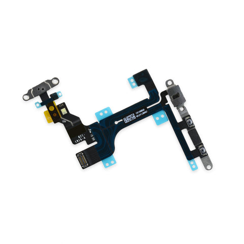 iPhone 5c Power Button and Volume Control Flex Cable - fix2U