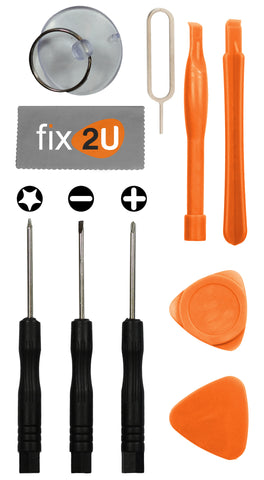 8 in 1 Standard Tool Kit - fix2U