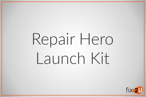 fix2U Repair Hero Launch Kit - fix2U