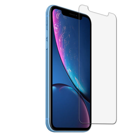 iPhone XR Tempered Glass (Partial Coverage) - fix2U