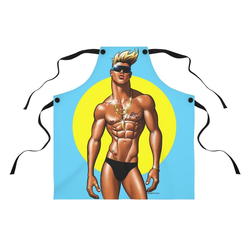 SPEEDO BOY • Apron
