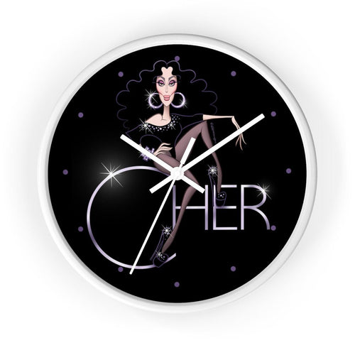 CHER • Wall clock