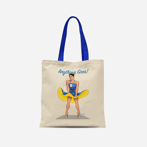 ANYTHING GOES • CANVAS TOTE