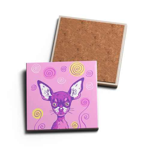 PRINCESSA • CERAMIC COASTER