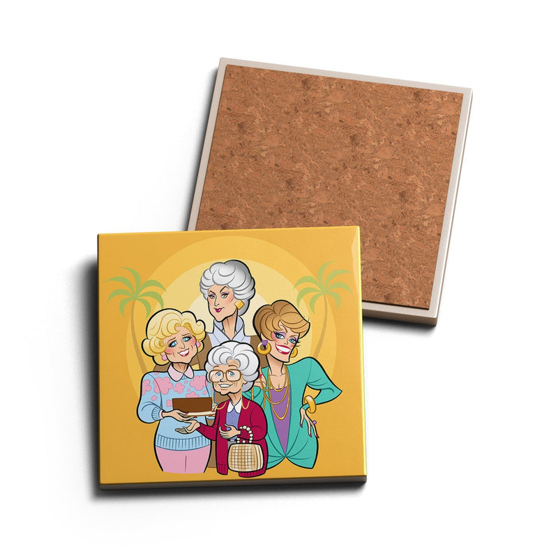 FRIENDS • CERAMIC COASTER