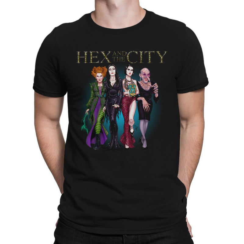 HEX AND THE CITY • TEE