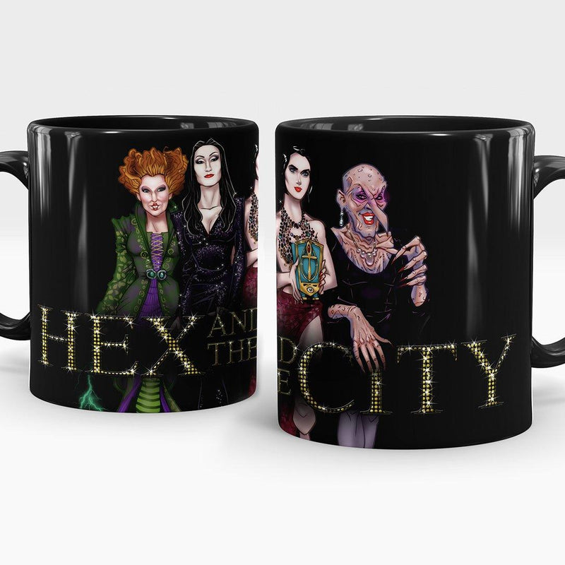 HEX and the CITY • COLOR CHANGING MUG