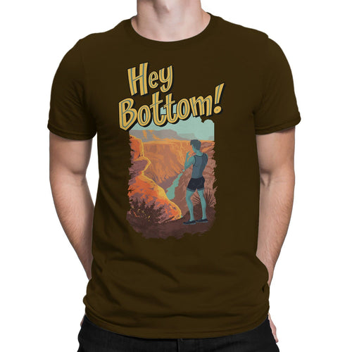 HEY BOTTOM! • TEE