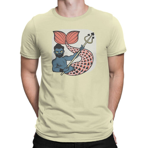 MERMAN ZADDY • TEE