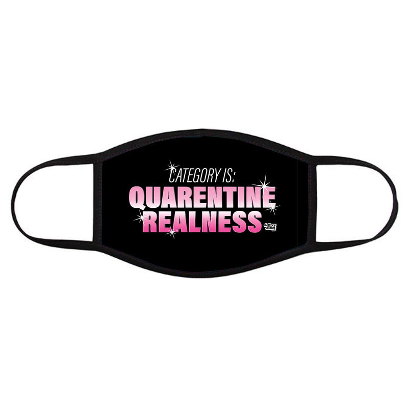 QUARANTINE • Face Cover