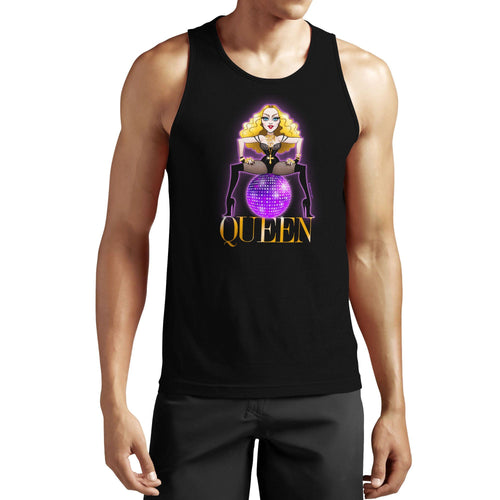 QUEEN OF POP • TANK TOP