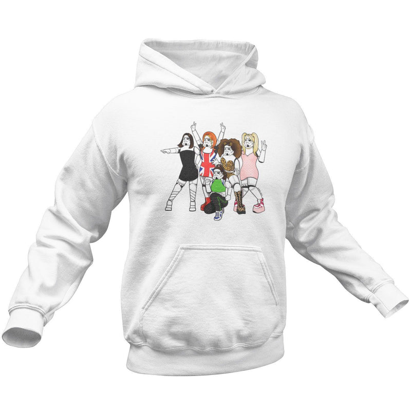 SPICE UP YOUR TROOPERS • HOODIE