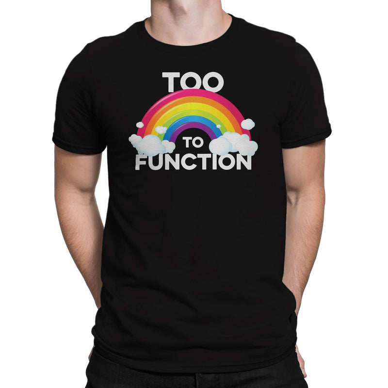 TOO GAY TO FUNCTION • TEE