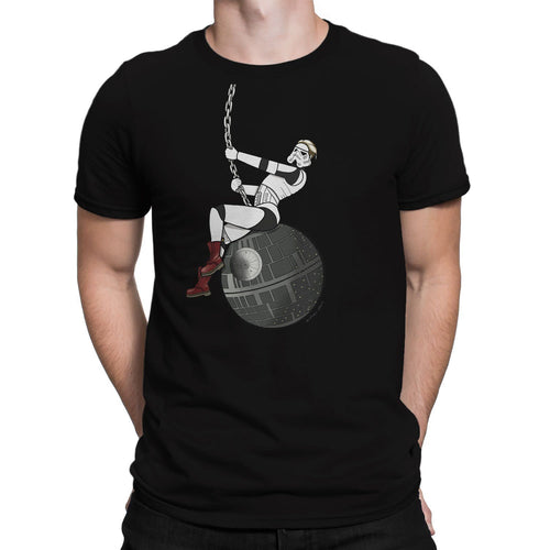 WRECKING STAR • TEE