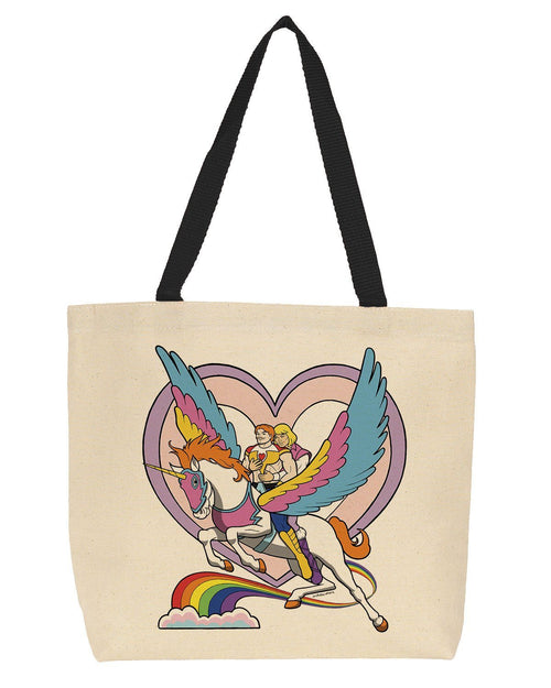 BOW-MAN • CANVAS TOTE