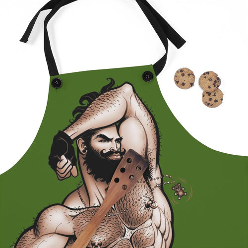 WORLD BEAR • Apron