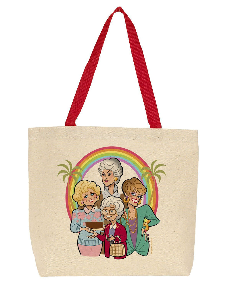 PRIDE FRIENDS • CANVAS TOTE