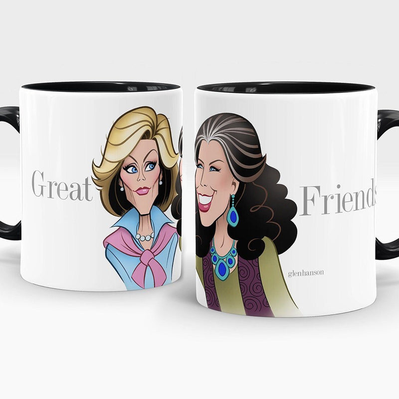 GREAT FRIENDS • MUG