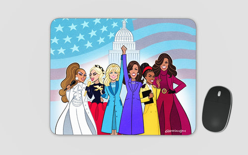 INAUGURATION • MOUSE PAD