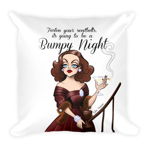 Bumpy Night Pillow