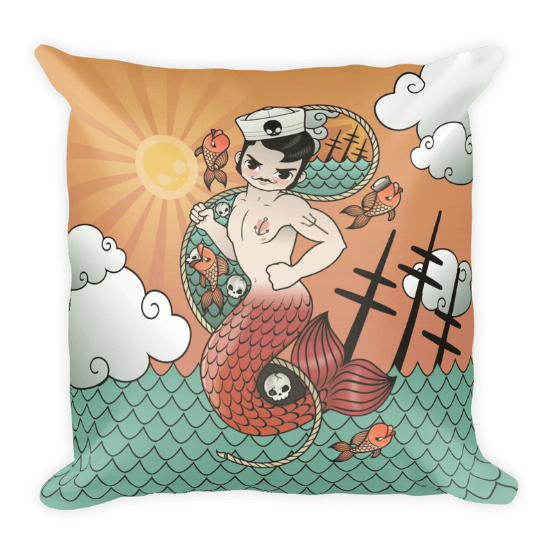 Shipwreck • Pillow