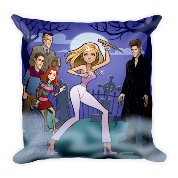 VAMP KILLER PILLOW