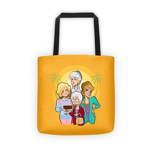 FRIENDS • Yellow Tote bag