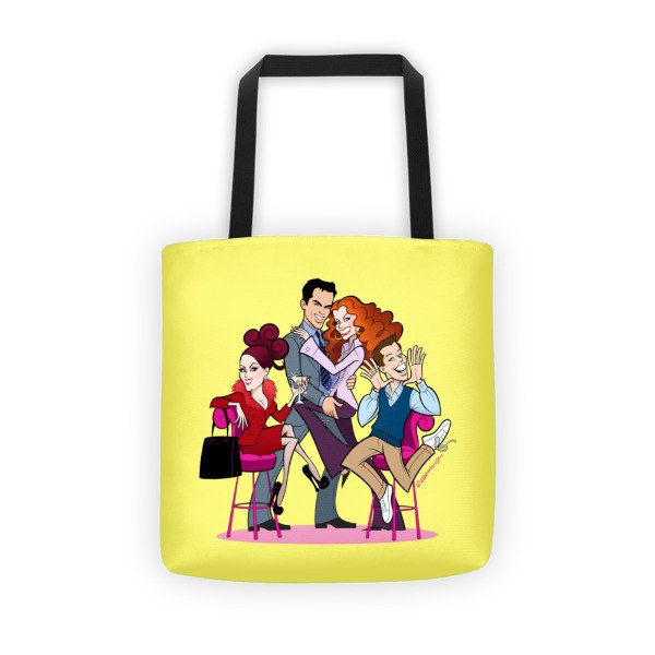 Jazz Hands • Tote bag