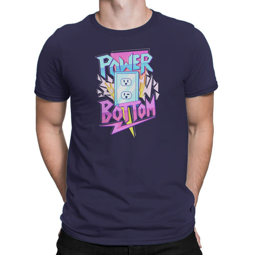 POWER BOTTOM • TEE