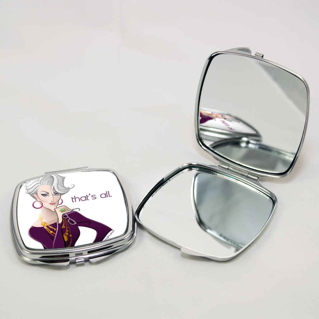 THATS ALL • Compact Mirror