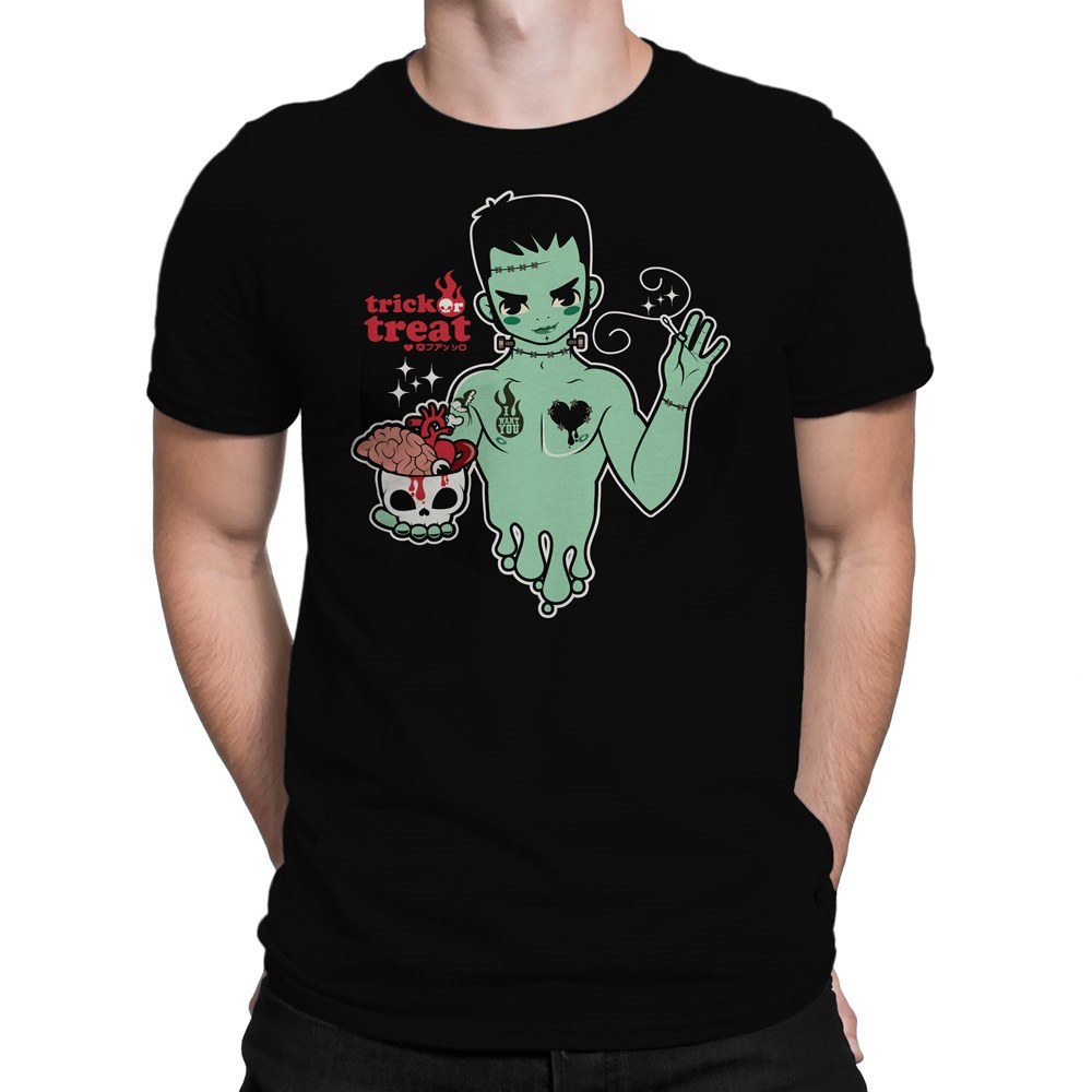 TRICK or TREAT FRANKENSTEIN • TEE