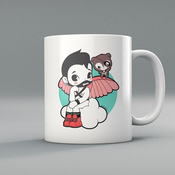 WINGED BEAR • MUG