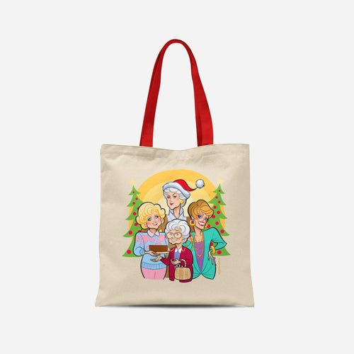 XMAS FRIENDS • CANVAS TOTE