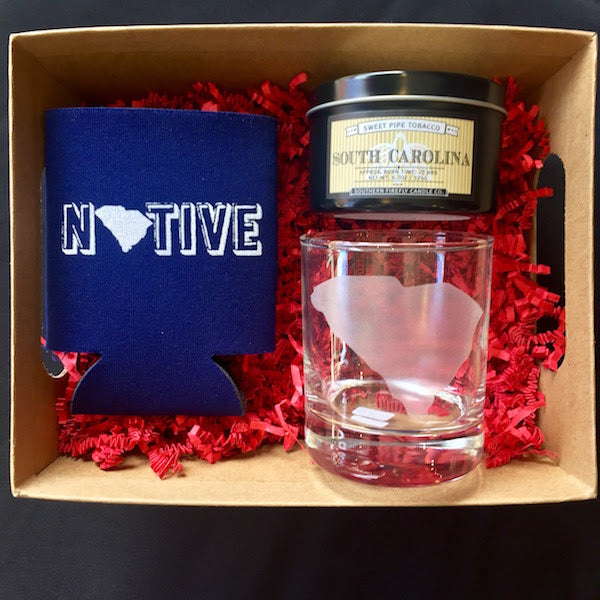 South Carolina Native gift box set for Valentine's Day