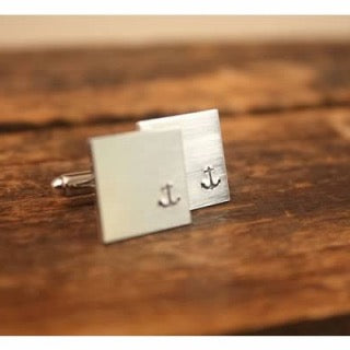 Anchor Cuff Links from Only Southern Made