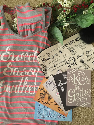 Gifts for your sassy girlfriend from Only Southern Made