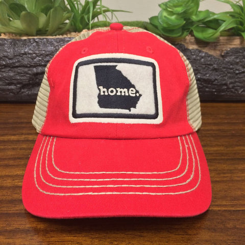 Georgia HOME Mesh Hat from Only Southern Made