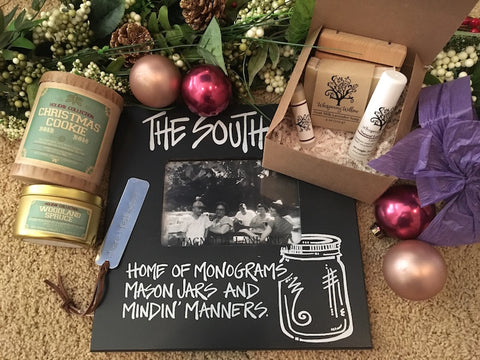 Christmas gift ideas from Only Southern Made