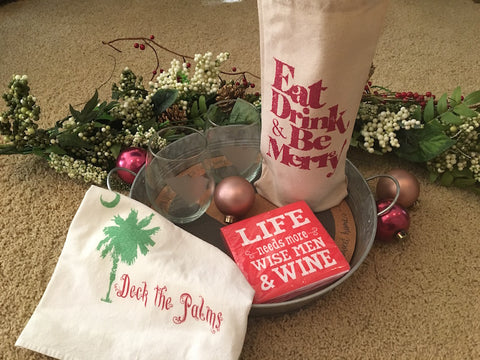 Gifts for the wine drinker from Only Southern Made