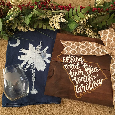 Gifts for the SC native from Only Southern Made