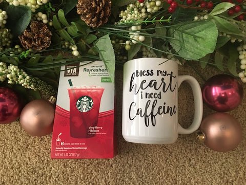 Christmas gifts for the coffee drinker from Only Southern Made
